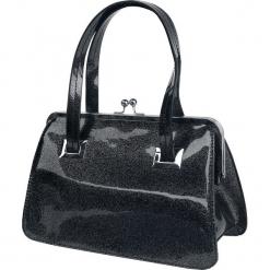 Hell Bunny Tippi Bag Torebka - Handbag czarny. Czarne torebki klasyczne damskie Hell Bunny. Za 121,90 zł.