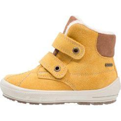 Buty zimowe chłopięce: Superfit GROOVY Śniegowce fudge