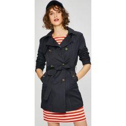 Haily's - Płaszcz Jill. Czarne płaszcze damskie Haily's, l, w paski, z bawełny. W wyprzedaży za 129,90 zł.