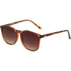 Okulary przeciwsłoneczne damskie aviatory: Komono URKEL Okulary przeciwsłoneczne tortoise