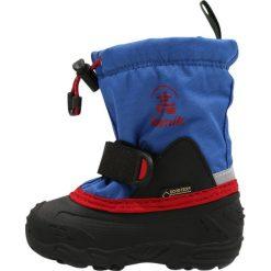 Kamik WATERBUG THERMAL GUARD Śniegowce blu. Niebieskie buty zimowe damskie marki Kamik, z materiału. W wyprzedaży za 233,35 zł.