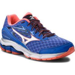 Buty MIZUNO - Wave Inspire 12 J1GD164408 Granatowy. Szare buty do biegania damskie marki KALENJI, z gumy. W wyprzedaży za 379,00 zł.