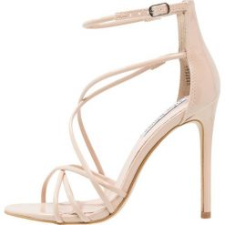 Sandały damskie: Steve Madden SATIRE Sandały na obcasie blush