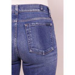 7 for all mankind EDIE Jeansy Straight Leg harbour. Niebieskie jeansy damskie 7 for all mankind. W wyprzedaży za 403,60 zł.