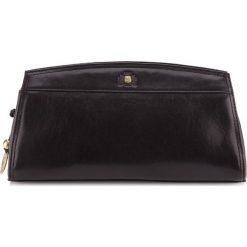 Torebka damska 39-4-516-1. Czarne torebki klasyczne damskie Wittchen, w paski, małe. Za 879,00 zł.