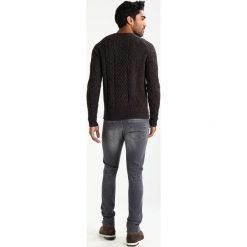 Swetry męskie: Pier One Sweter mottled brown