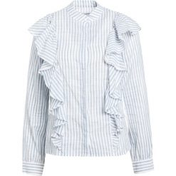 Koszule wiązane damskie: Rebecca Minkoff CIARA Koszula blue