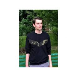 Bluza V'antastic! - czarna. Czarne bejsbolówki męskie Desert snow, l, z aplikacjami, z bawełny. Za 169,00 zł.