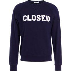 Bejsbolówki męskie: CLOSED LOGO Bluza navy