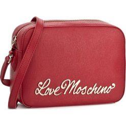 Torebka LOVE MOSCHINO - JC4245PP04KE0500  Rosso. Czerwone listonoszki damskie Love Moschino. W wyprzedaży za 399,00 zł.