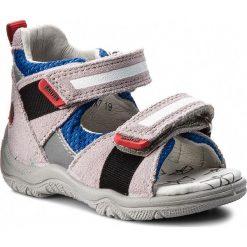 Sandały chłopięce: Sandały BARTEK – 31917/0X7 Szary