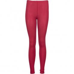 """Legginsy """"Boot-Leg"""" w kolorze jagodowym. Czerwone legginsy 4funkyflavours Women & Men, l, z bawełny. W wyprzedaży za 45,95 zł."""