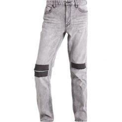 Jeansy męskie regular: Brooklyn's Own by Rocawear Jeansy Straight Leg grey denim