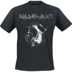 T-shirty męskie z nadrukiem: Northman T-Shirt czarny