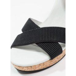 Rzymianki damskie: Shoe The Bear ALEC  Sandały na obcasie blue