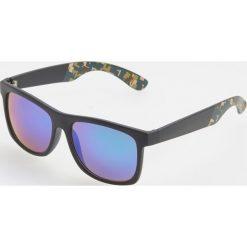 Okulary przeciwsłoneczne - Czarny. Czarne okulary przeciwsłoneczne damskie lenonki Reserved. Za 49,99 zł.