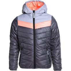 Icepeak TIIA  Kurtka zimowa smoke. Szare kurtki chłopięce przeciwdeszczowe Icepeak, na zimę, z materiału. Za 299,00 zł.