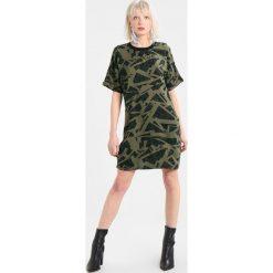 Sukienki: Noisy May NMMAGIC LONG Bluzka ivy green