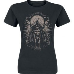 Batman Must Become The Bad Koszulka damska czarny. Czarne bralety marki Batman, xxl, z motywem z bajki. Za 74,90 zł.