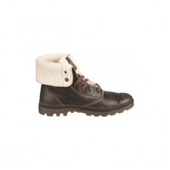 Śniegowce Palladium  Buty zimowe  Baggy Leathers 02610-224. Brązowe śniegowce męskie marki Palladium, na zimę. Za 429,00 zł.