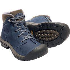 Buty trekkingowe damskie: Keen Buty damskie KACI WINTER MID WP niebieskie r. 40.5 (KACIWTMW-WN-DBBC)