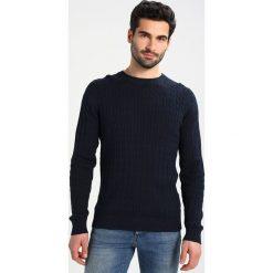 Swetry klasyczne męskie: Selected Homme SHHCLAYTON CREW NECK Sweter dark sapphire