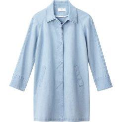 Płaszcze damskie: Płaszcz w paski