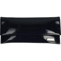 Torebka - R03 V BLU J18. Szare torebki klasyczne damskie Venezia, ze skóry. Za 249,00 zł.