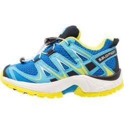 Salomon XA PRO 3D Obuwie do biegania Szlak indigo bunting/white/sulphur spring. Szare buty skate męskie marki Salomon. Za 259,00 zł.