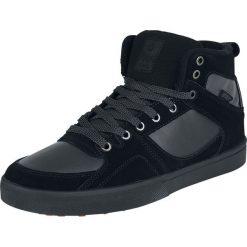 Etnies Harrison HTW Buty sportowe czarny/ciemnoszary. Czarne buty skate męskie Etnies, z polaru, na sznurówki, thinsulate. Za 365,90 zł.