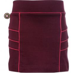 """Spódnica """"Wings"""" w kolorze czerwonym. Czerwone spódniczki dziewczęce marki 4FunkyFlavours Kids, mini. W wyprzedaży za 82,95 zł."""