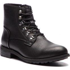 Kozaki VAGABOND - Lynnwood 4469-101-20 Black. Czarne glany męskie marki Vagabond, ze skóry. Za 669,00 zł.