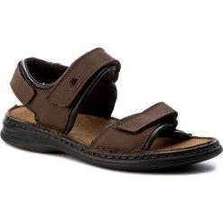 Sandały męskie skórzane: Sandały JOSEF SEIBEL – Rafe 10 104 11 341 Brasil