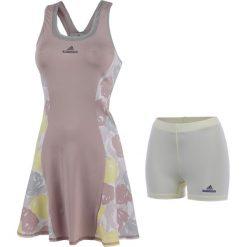 Sukienki hiszpanki: sukienka tenisowa Stella McCartney ADIDAS BARRICADE DRESS ROLAND GARROS / AI0707