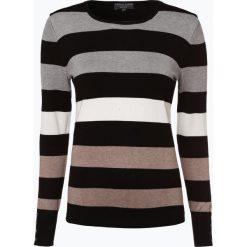 Marie Lund - Sweter damski, czarny. Czarne swetry klasyczne damskie Marie Lund, l, z dzianiny. Za 99,95 zł.