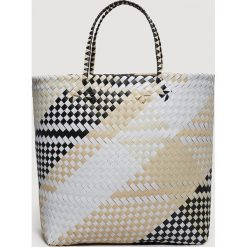 Shopper bag damskie: Mango – Torebka Crused