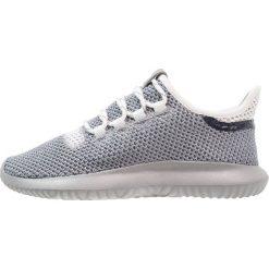 Adidas Originals TUBULAR SHADOW Tenisówki i Trampki grey three/chalk white. Szare trampki chłopięce marki adidas Originals, z materiału. Za 329,00 zł.