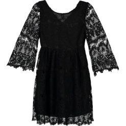 Sukienki hiszpanki: Navy London SASHA Sukienka letnia black