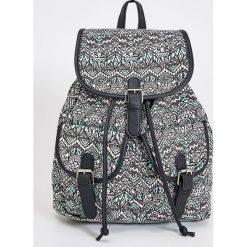 Plecaki damskie: Plecak etno - Wielobarwn