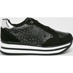 Trendyol - Buty. Czarne buty sportowe damskie marki Asics. Za 119,90 zł.