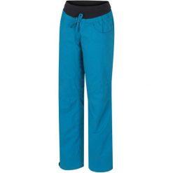 Hannah Spodnie Damskie Gina Algiers Blue 40. Niebieskie bryczesy damskie Hannah, z gumy, trekkingowe. Za 215,00 zł.