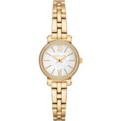 Zegarek MICHAEL KORS - Sofie MK3833 Gold/Gold. Żółte zegarki damskie Michael Kors. W wyprzedaży za 789,00 zł.