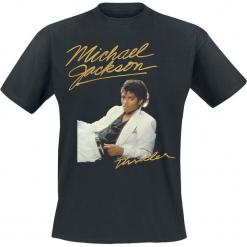 Michael Jackson Thriller T-Shirt czarny. Czarne t-shirty męskie Michael Jackson, l. Za 74,90 zł.