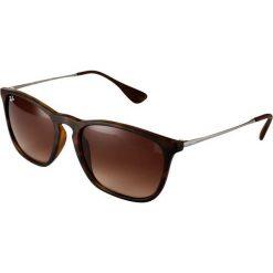 Okulary przeciwsłoneczne damskie: RayBan CHRIS Okulary przeciwsłoneczne brown