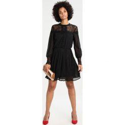 Sukienki hiszpanki: Vero Moda VMLOLA LACE Sukienka koktajlowa black
