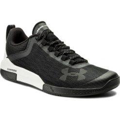 Buty UNDER ARMOUR - Ua Charged Legend Tr 1293035-003 Blk. Czarne buty do biegania męskie Under Armour, z materiału. W wyprzedaży za 369,00 zł.