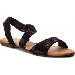 Sandały damskie: Sandały JENNY FAIRY – WS17002-15 Czarny 1