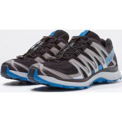 Salomon XA LITE Obuwie do biegania Szlak black/quiet shade/imperial blue. Czarne buty do biegania męskie marki Salomon, z gumy. Za 499,00 zł.