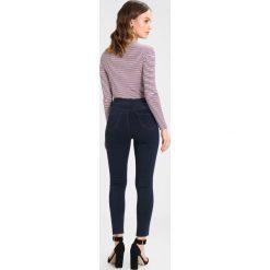 Boyfriendy damskie: Missguided Petite VICE HIGH WAISTED Jeans Skinny Fit indigo vintage