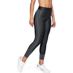 Spodnie dresowe damskie: Under Armour Spodnie damskie Armour Ankle Crop Q1 czarne r. S (1305430-016)